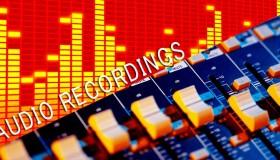 Audio Recordings Studio